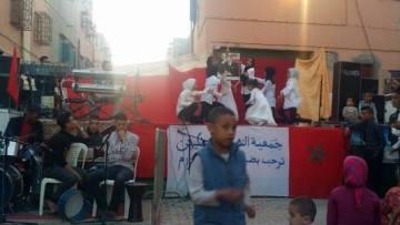 جمعية النهضة للسمكين بحي الحريشة  تُكرم أبناء حييها و تُرسخ للعمل المواطِن الجاد