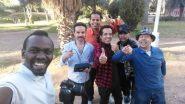 """الفنان الأمازيغي """"لحسن أنير""""يستعد لإطلاق فيديو كليب جديد """"أكادير أرض التسامح"""" بمناسبة حلول ذكرى زلزال أكادير"""