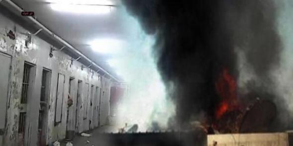 عاجل: حريق مهول يندلع بسجن عكاشة،و هذه هي الحصيلة الأولية للحادث