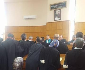 عااجل:القبض على المتهمة بالدعارة التي اعتدت على قاضي معروف بأكادير