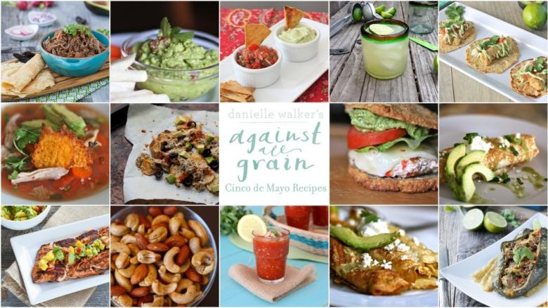 Paleo Mexican-Inspired Seafood Gazpacho
