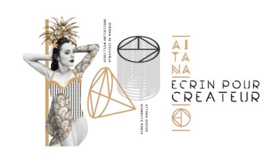 logo aitana design