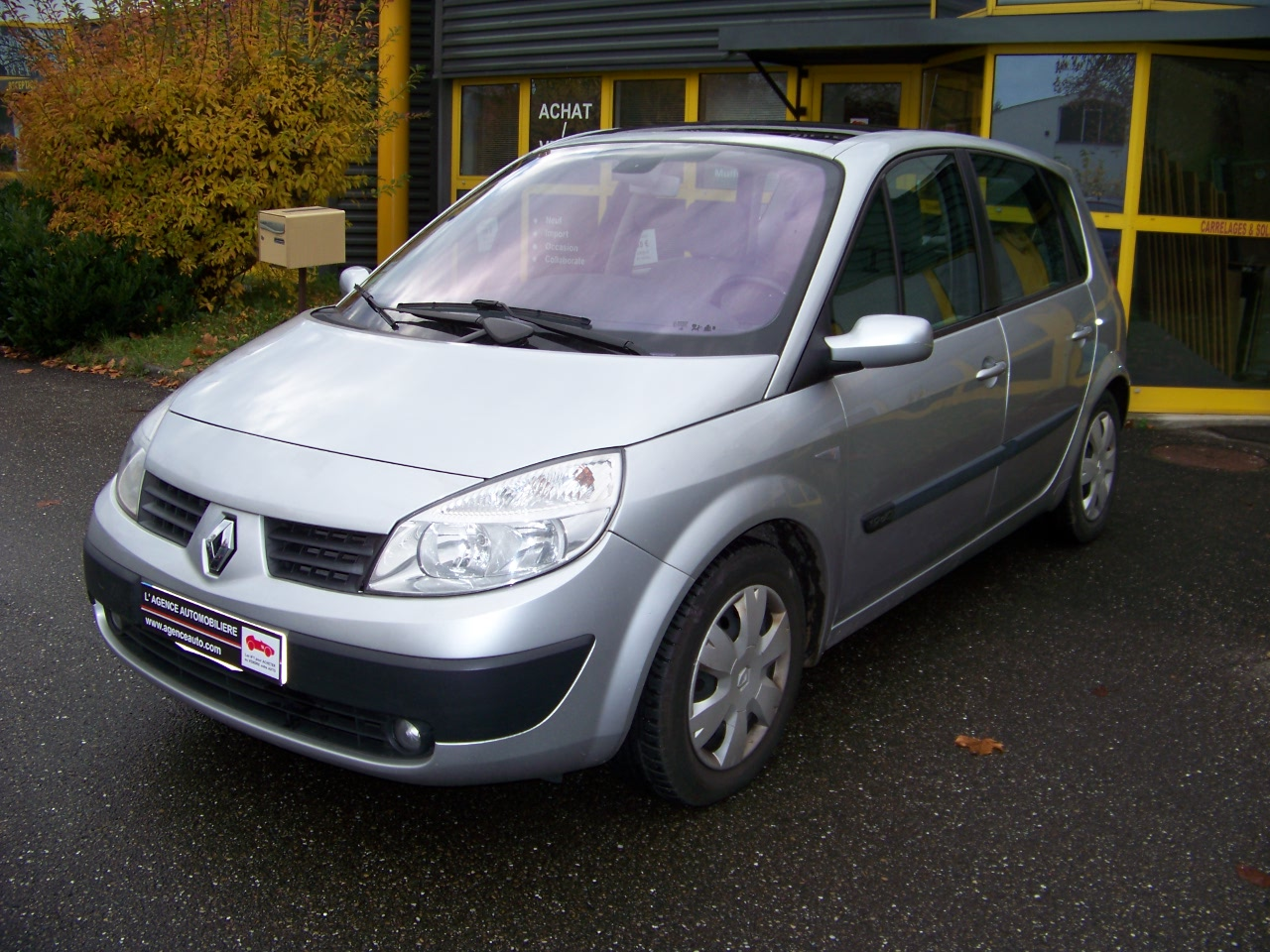 Voiture Occasion Bayonne Petit Prix Achat Voiture Renault Scenic Occasion Petit Prix