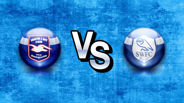Prediksi Brighton Hove Albion vs Sheffield Wednesday