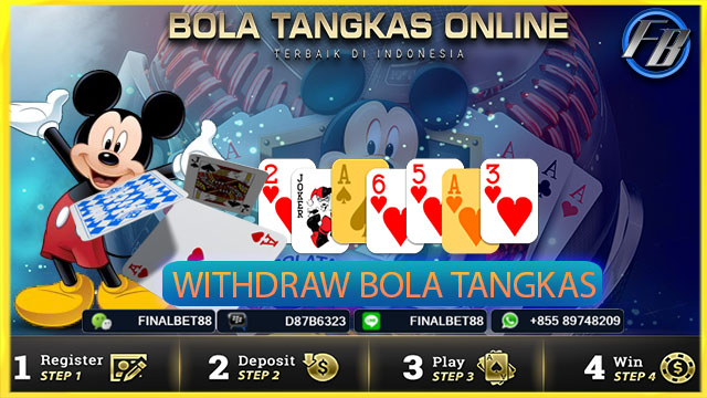 Withdraw Bola Tangkas