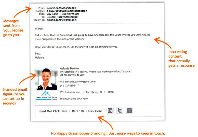 Sample Email Marketing Email Marketing Survey Template Example - email marketing sample