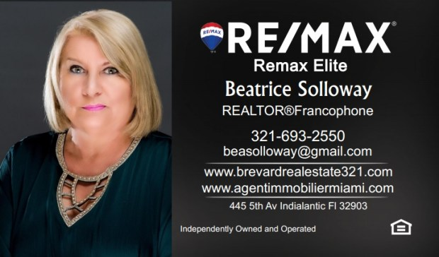 BEATRICE SOLLOWAY AGENT IMMOBILIER FRANCAIS EN FLORIDE