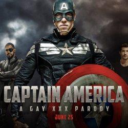 酷新聞:知名GV片商推「美國隊長:英雄內射」預告釋出