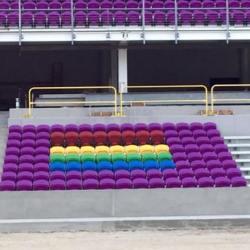 酷新聞:奧蘭多新球場設立彩虹座位 紀念同志夜店槍擊案