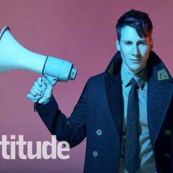 酷新聞:湯姆戴利未婚夫「明星對自己性向說謊不道德!」