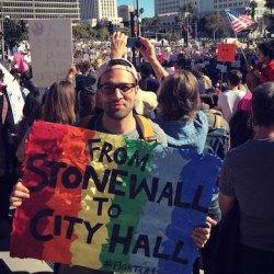 酷新聞:抗議川普就職 女權大遊行LGBT標語圖集
