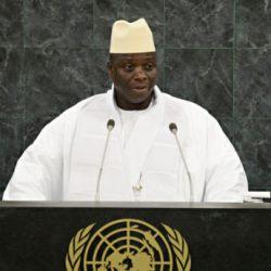 酷新聞:甘比亞交接政權成功 恐同前總統賈梅流亡海外