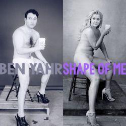 酷影音:同志歌手模仿經典照 高唱「我的身體我驕傲」網友笑翻