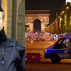 酷新聞:巴黎香榭大道驚傳恐攻 男同志員警殉職