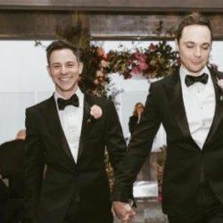酷新聞:《宅男行不行》男星與長跑15年男友 幸福完婚