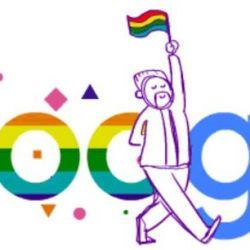 酷新聞:慶祝彩虹旗設計人冥誕 Google推可愛首頁動畫