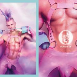 酷藝術:同志攝影師雙人組  創造最性感迷幻男體