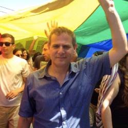 酷新聞:以色列首位同志政客 當選政黨主席