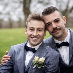 酷新聞:奧運跳水冠軍馬修和伴侶 正式完婚