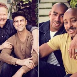 酷新聞:知名雜誌《綜藝》以8對知名LGBT伴侶專題
