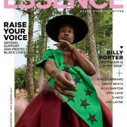 酷新聞:比利波特成首位 登上《ESSENCE》封面的同志