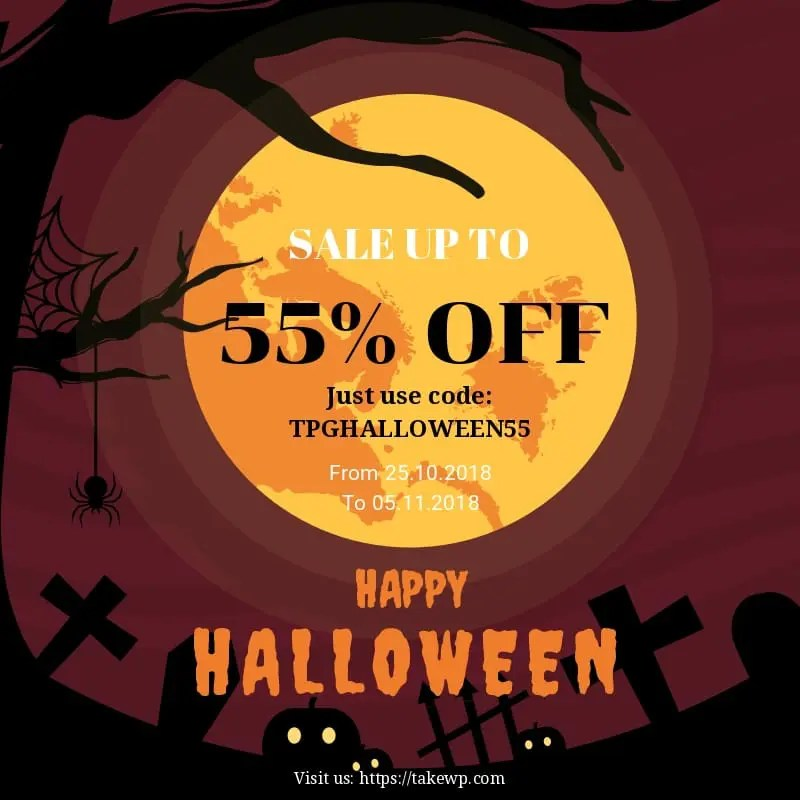 top 25 halloween wordpress themes top design magazine web design