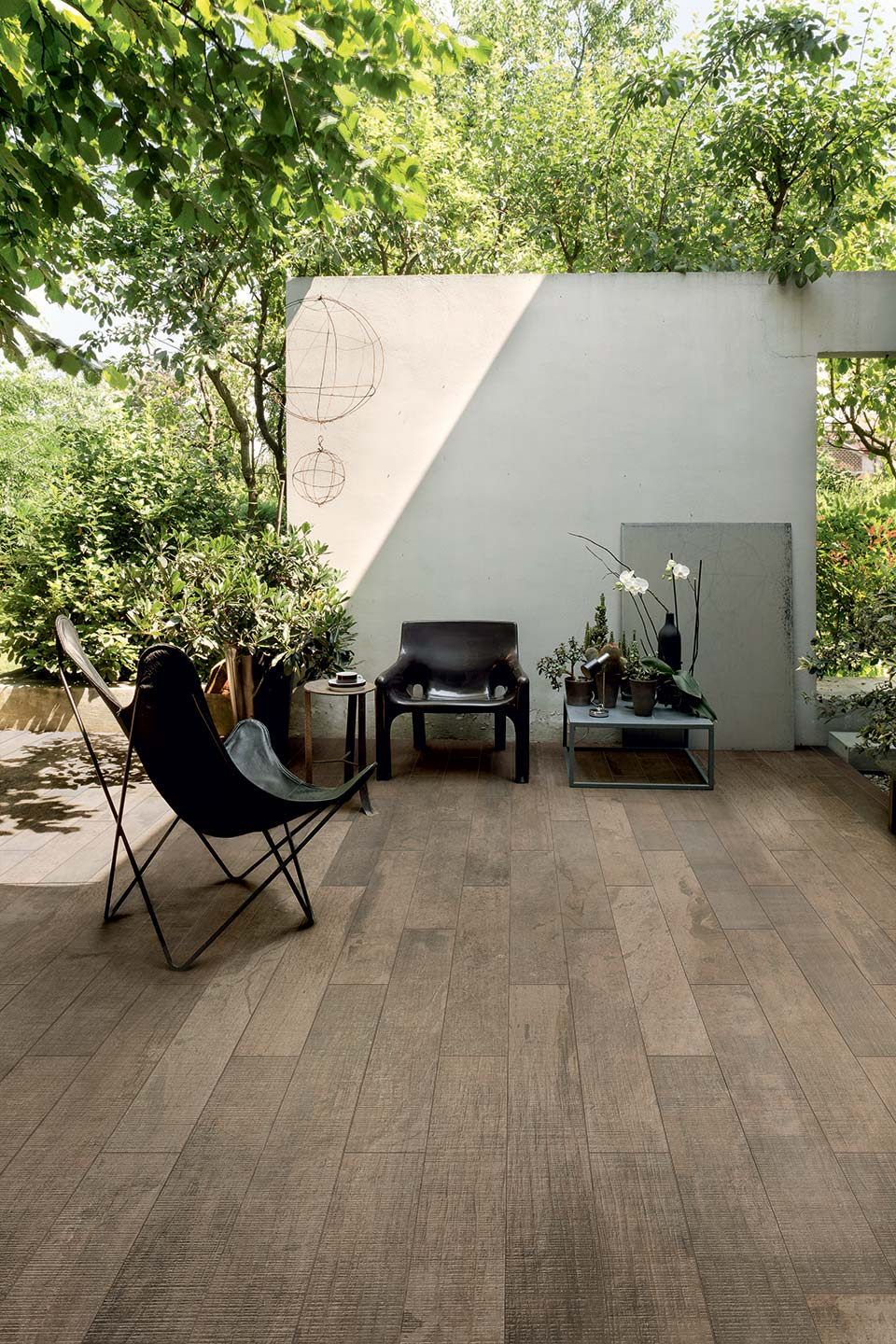 Outdoor Timber Tiles Wooden Tiles Aggeladakis Material Concept
