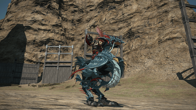 how to get play dead emote ffxiv
