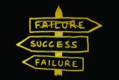I Congratulate You on the Failure