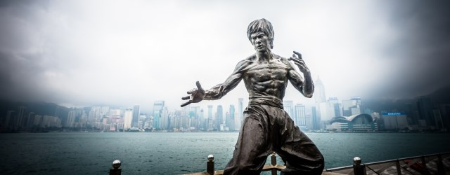 Bruce Lee Quote: Be Like Water