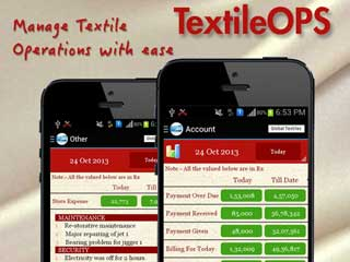 Manage Textile Operations