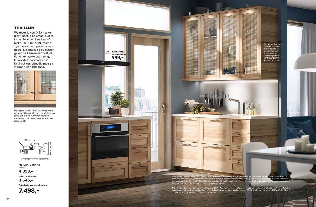 Kleine Ikea Keuken : Ikea küche metod torhamn küche ikea torhamn