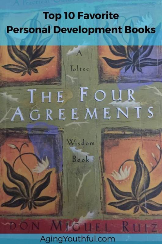 The Four Agreements is a book I recommend every human being reads. It will slap you in the face and wake you up to personal responsibility.