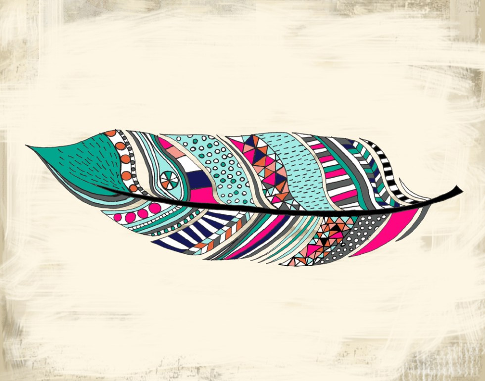 Tribal Feather