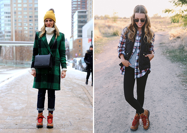 9 Stylish Ways To Wear Hiking Boots A Girl Named Pj