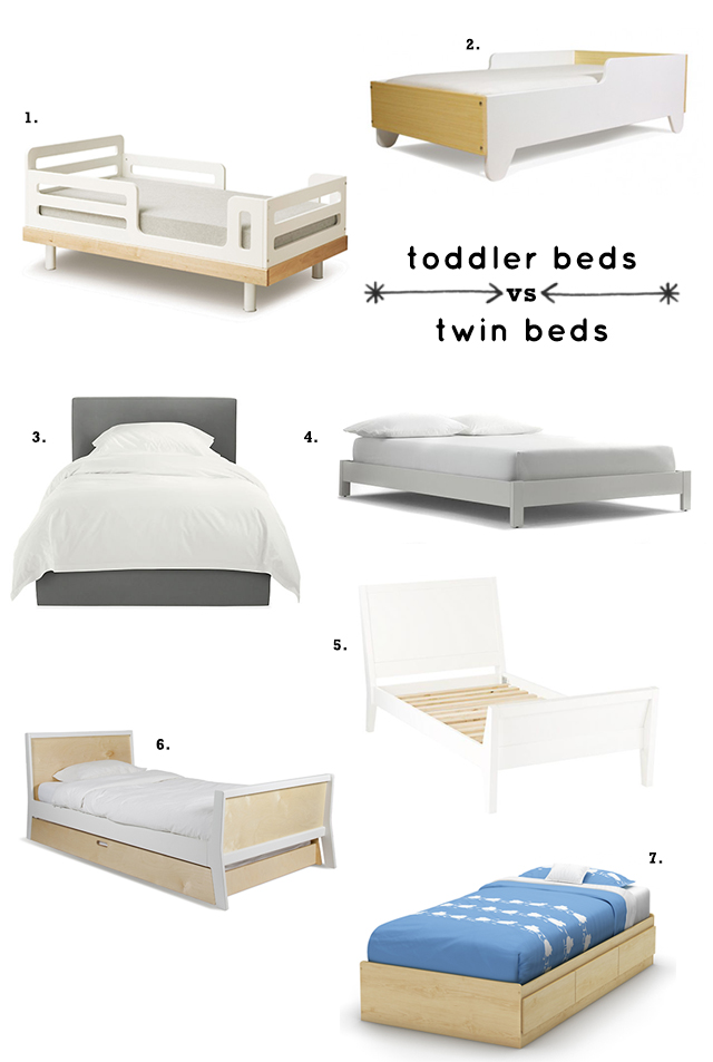 Toddler Mattress Vs Baby Mattress Toddler Bed Or Twin Bed A Girl Named Pj