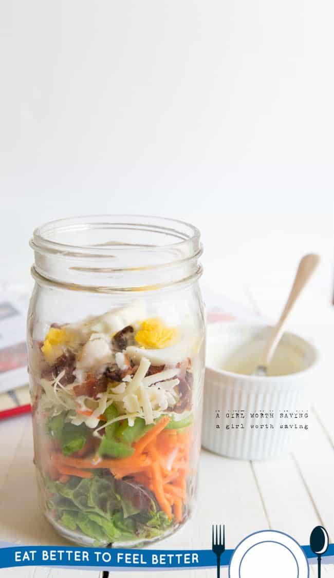 Paleo 7-Layer Salad