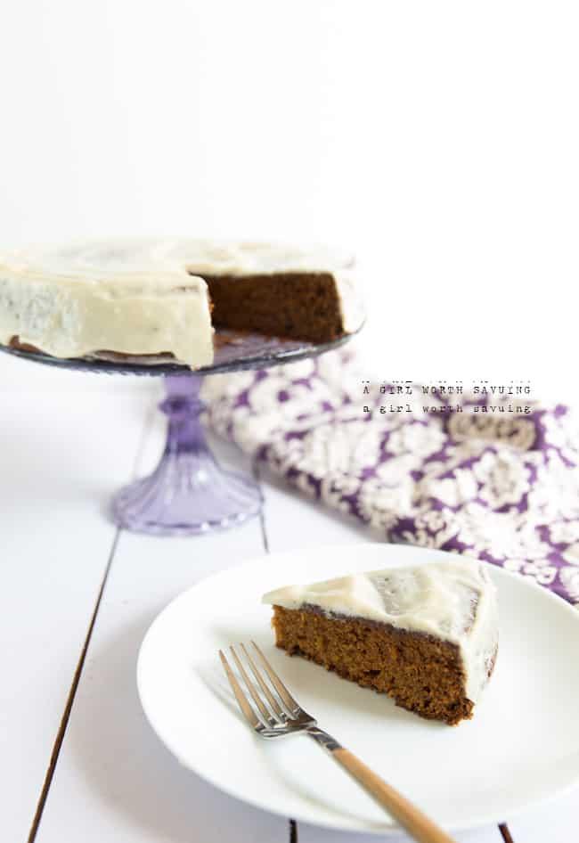 Paleo Butterscotch Cake II