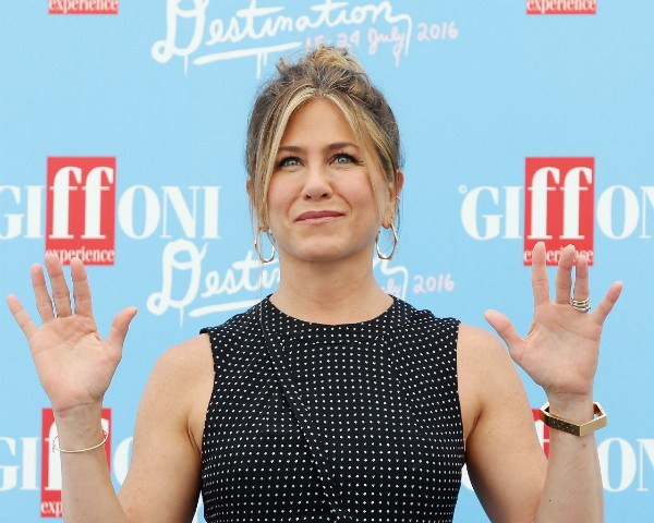 A atriz Jennifer Aniston (Foto: Vittorio Cellato (Getty Images))