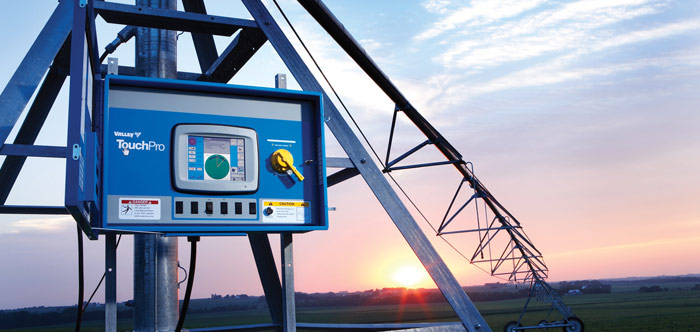 Valley Controls AgLand Electric  Irrigation