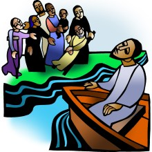 Icon1 Lectionary 16B (Projection) (Clip Art)