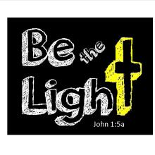 be-the-light-square