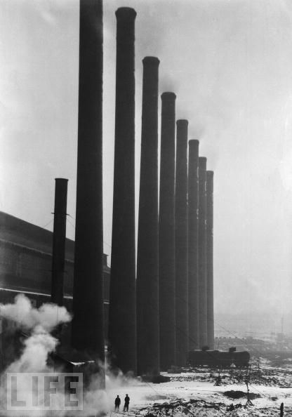 Monochromatic Stainless Steel American Industry Through The Lens Of Margaret Bourke