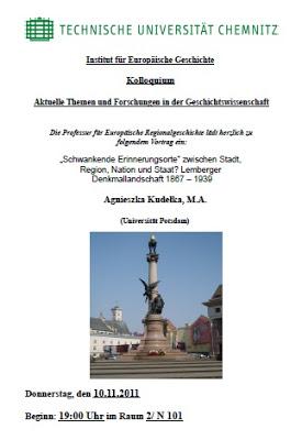 TU Chemnitz, Fluctuating memory