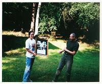 Pozegnanie Joy w Parku, 2001