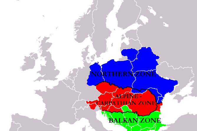 East Central Europe