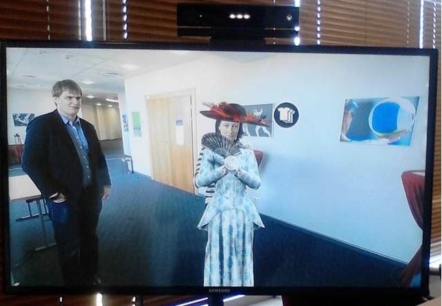 Wirtualna rzeczywistość / virtual reality