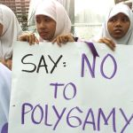 Say No to Polygamy