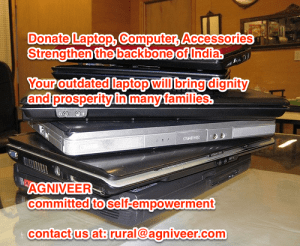 Agniveer's answer to corruption