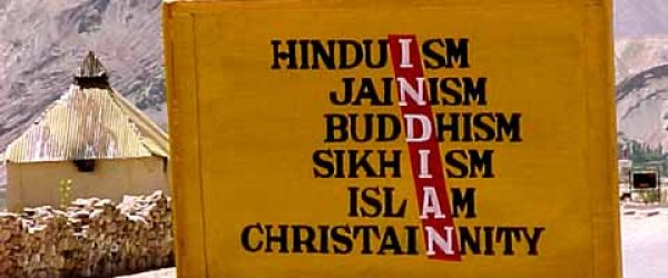 Hindu, Muslim, Christian…I don't care